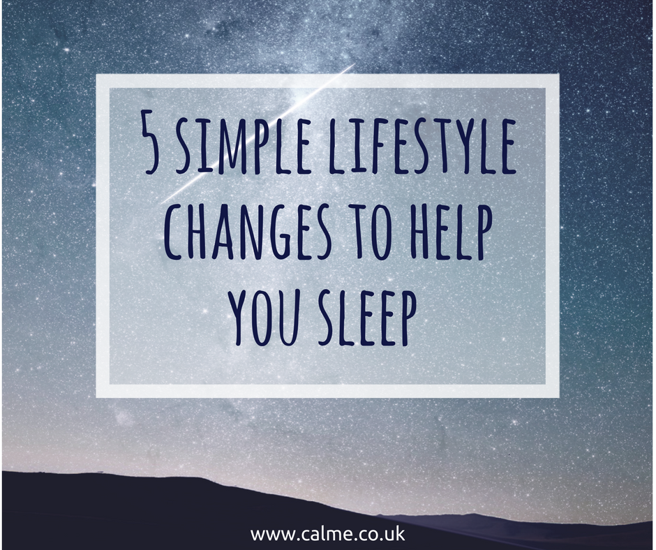 insomnia, sleep problems, lifestyle, stress relief, Colchester, essex