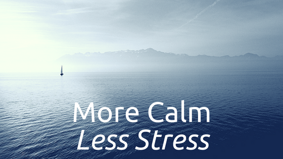 More Calm Less Stress Colchester