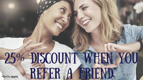 Refer a Friend