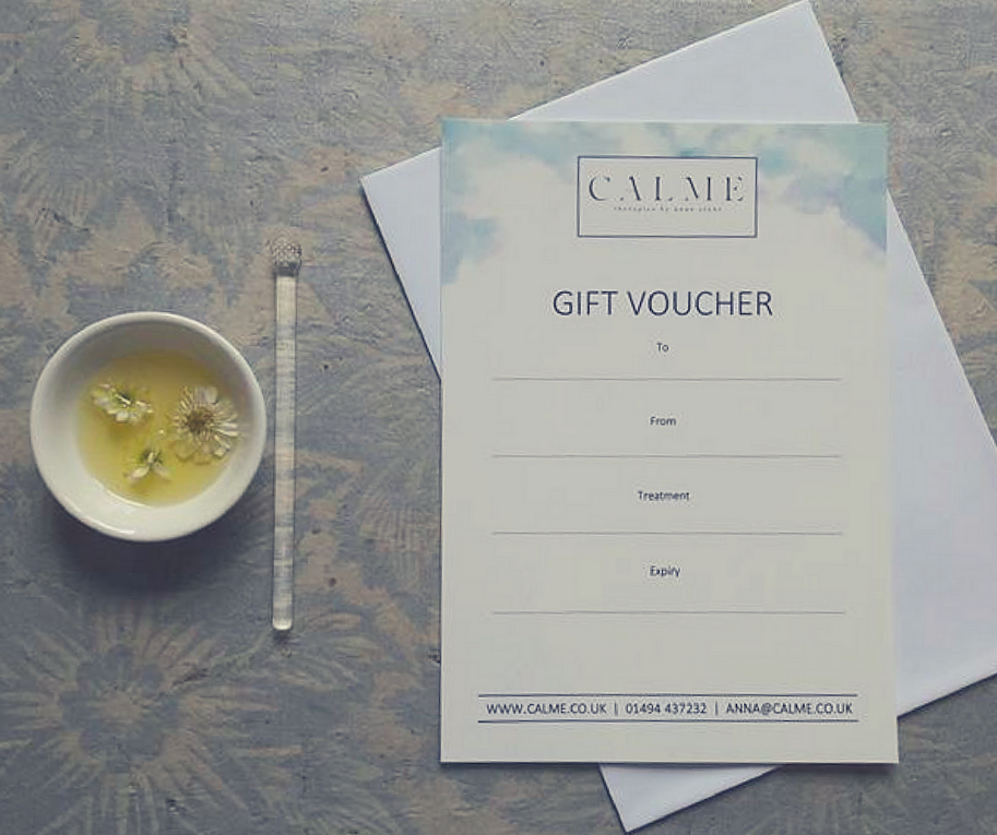 massage treatment gift voucher colchester essex