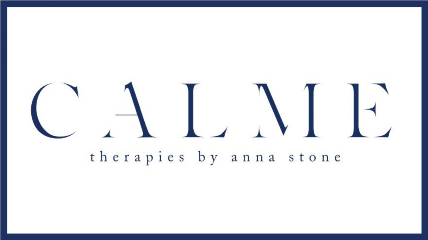 Calme therapies