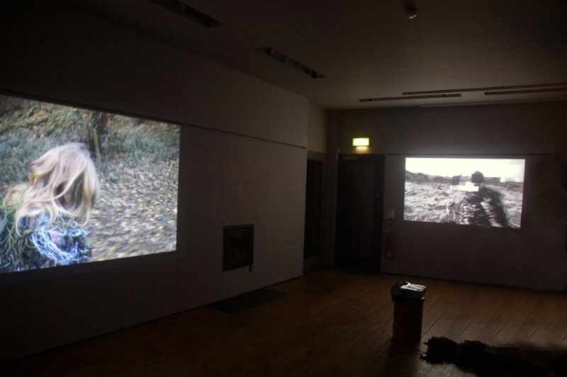 2014. Installation View, R-Space gallery, Lisburn, N. Ireland