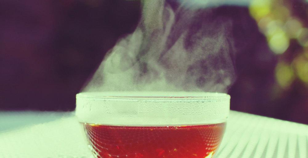 Roving Tea Plantation