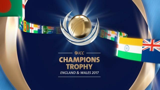 ICC Champions Trophy 2017 Titles — Noah Media Group