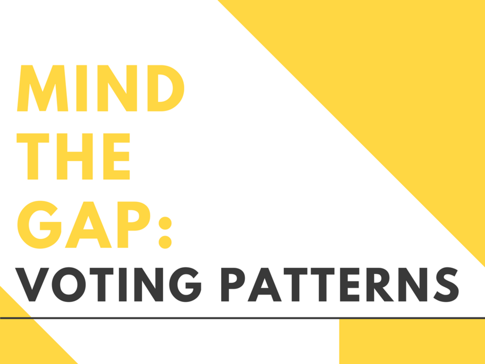 Mind the Gap Voting Patterns Gender Gap Politics Feminist Foreign Policy