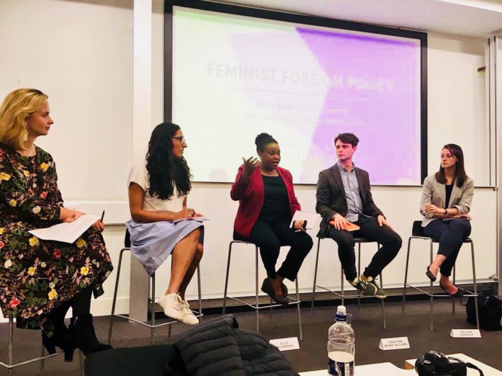 Centre for Feminist Foreign Policy University College London Kristina Lunz Alice Musabende Sarina Khan Sebastian Brixey-Williams Cristina Varriale