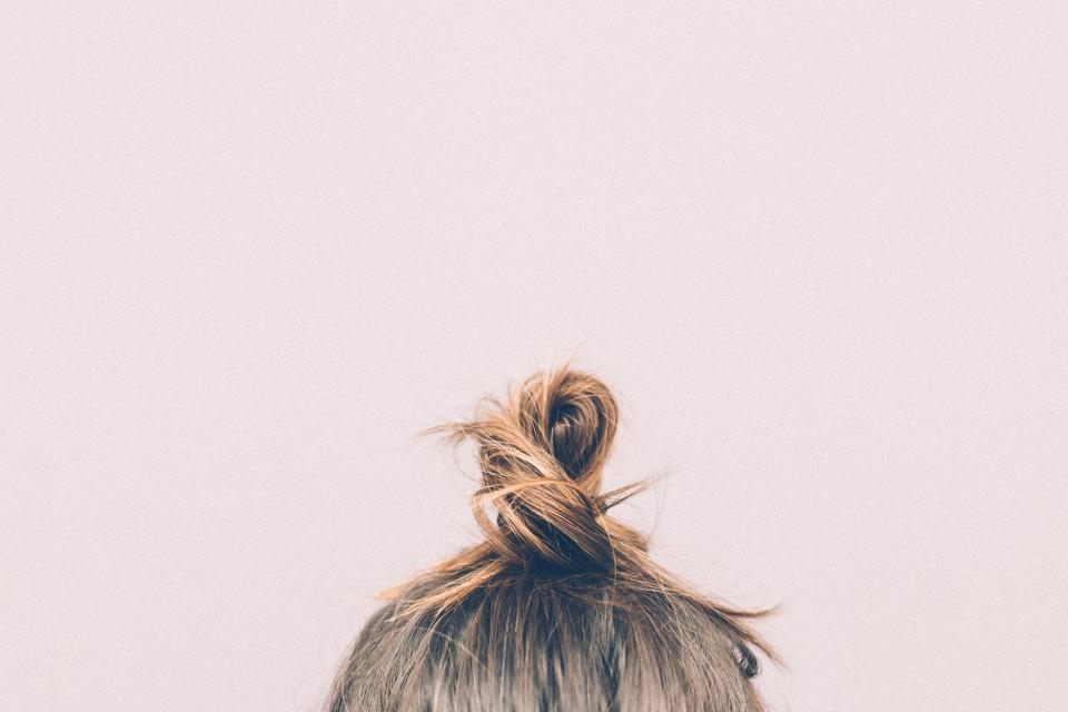 Top Knots.... a traveling girl's best friend.