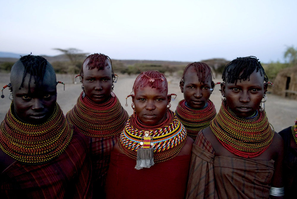 """Water Warriors"" - Northern Kenya - 2009"
