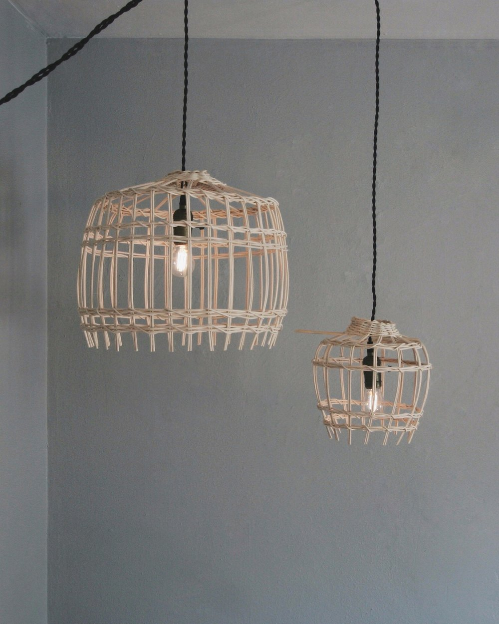 Basket Pendants created by yours truly!
