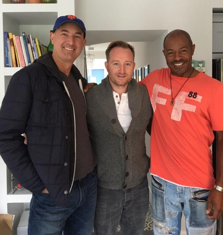 Daniel Stewart, Ross Power & Jeff Alexander