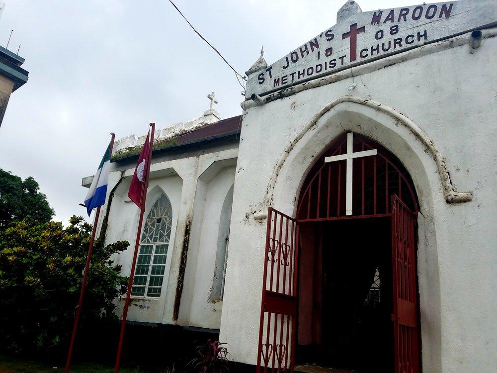 St. John's Maroon Church