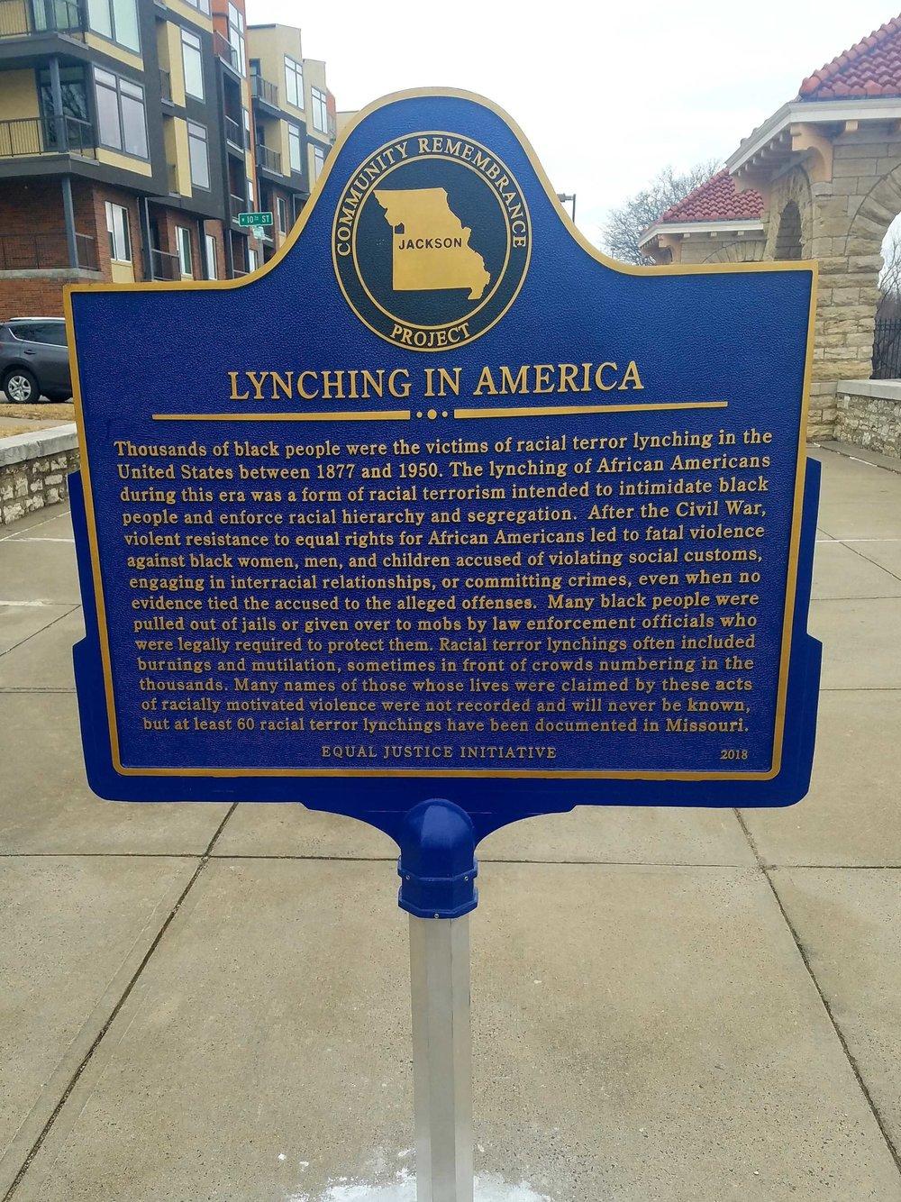 sample historical marker