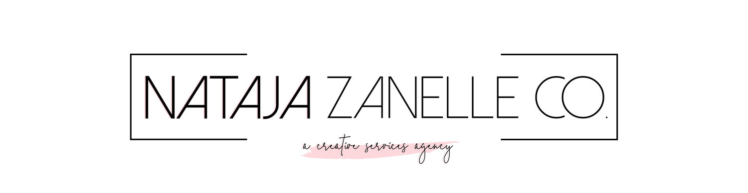 Nataja Zanelle Co. | Web & Graphic Designer