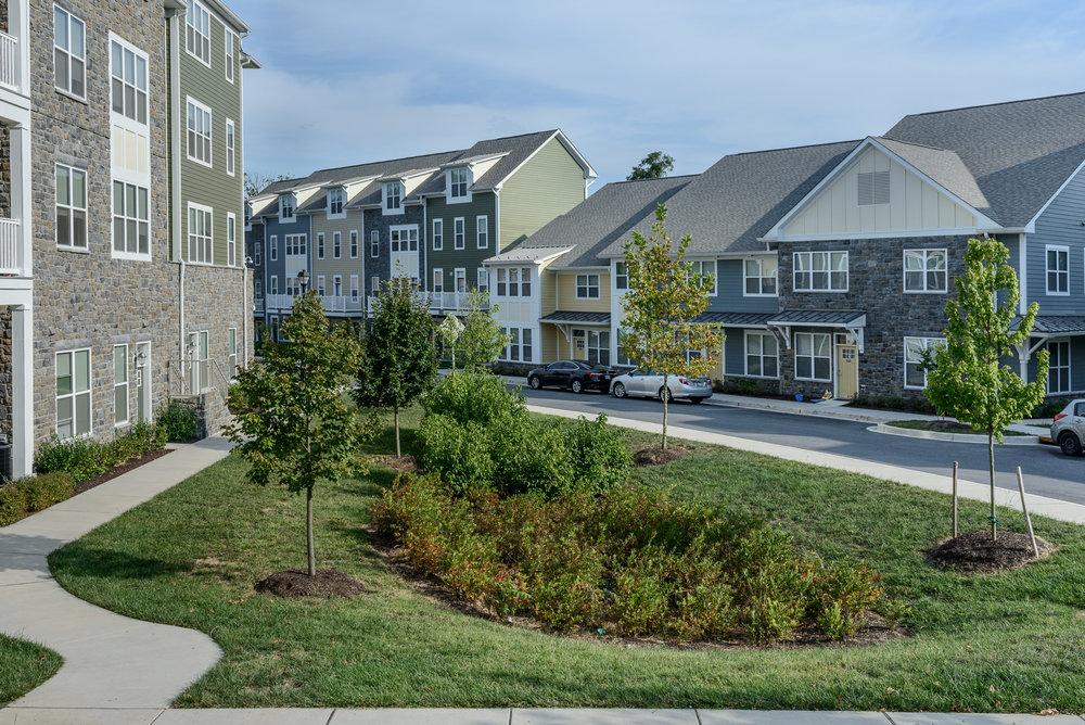 Inadequate Drainage System, Ellicott City, Maryland, 2016