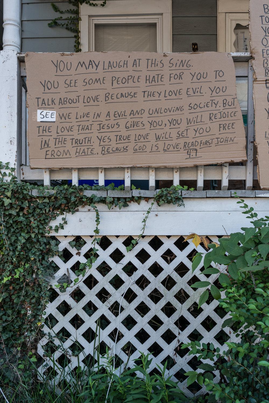 You May Laugh, Ellicott City, Maryland, 2016