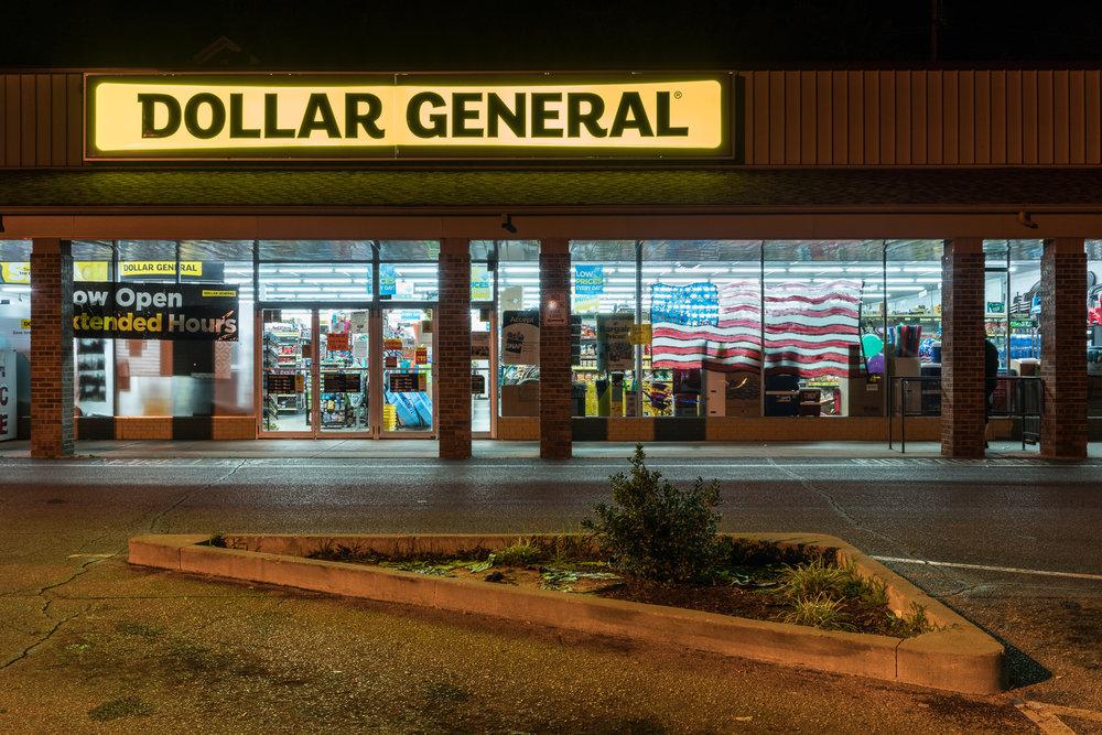 Dollar General, De Soto, Missouri, 2017
