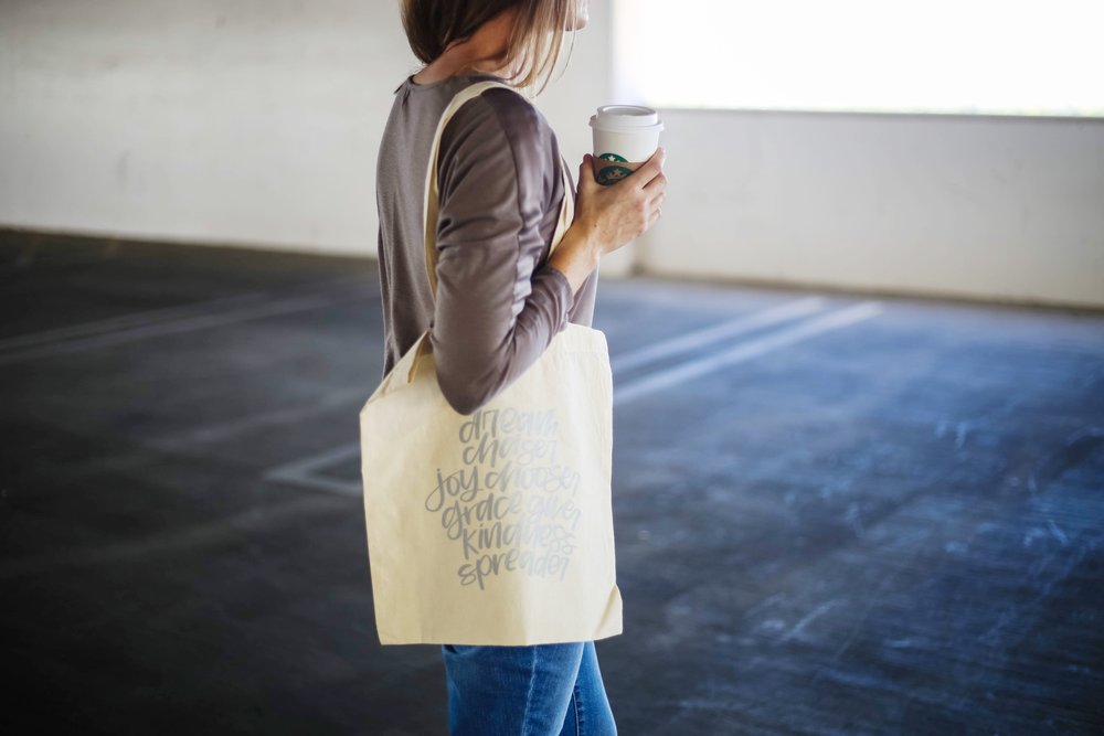 Tote Bag_Raw Sugar Writes