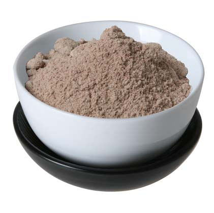 Himalayan Sulfur-Rich Black Salt (Reddish-gray in color)