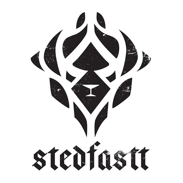 New logo design for @stedfast4christ!!! 🙌  #logodesigner #dc #austin #logo #branding #design #webdesign #graphicdesign #businesslady #business #smallbusiness #lion #entrepreneur #music  #christianhiphop