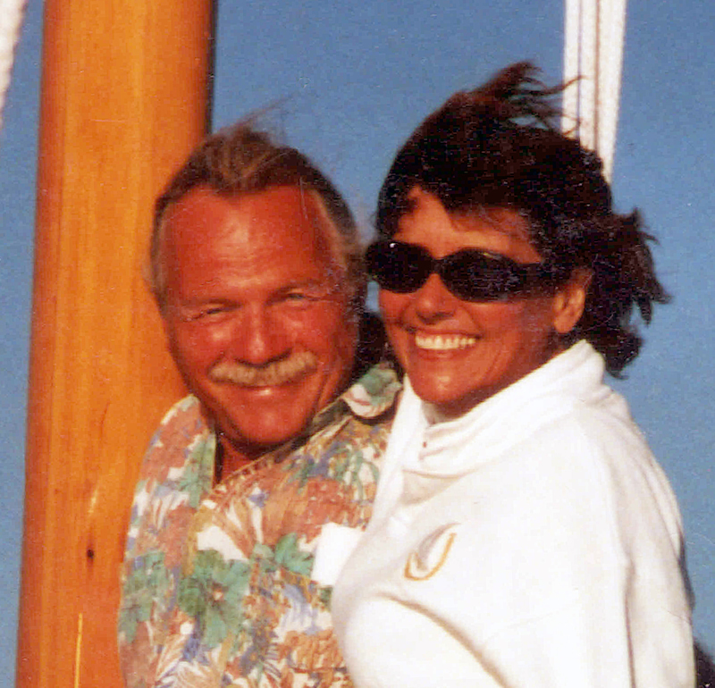 - Michael Effler and Erin Leader of Sea Sensations