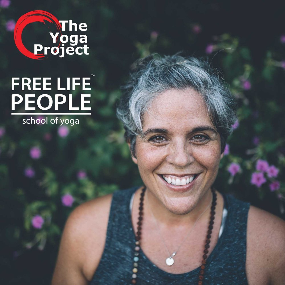 Stacy Dockins Owner of The Yoga Project™ & Free Life People®school of yoga