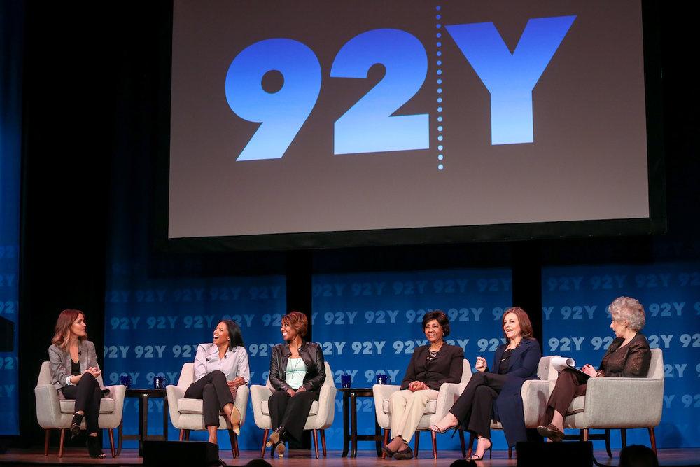92nd St. Y Science Talks: The Immortal Life of Henrietta Lacks 4.13.17. Photo credit: Gianna Bertoli/Michael Priest Photography