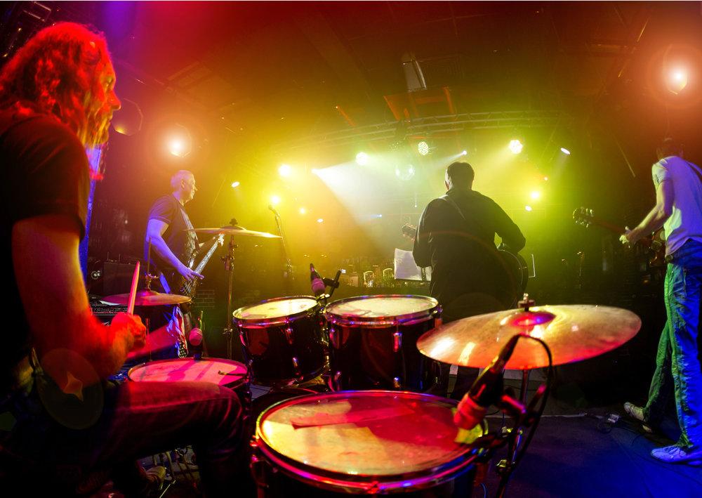 """Musiker und Konzertbesucher kennen den """"shared flow"""" zwischen den Beteiligten."""