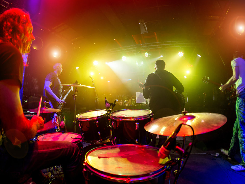 flow in music – gemeinsam in Schwingung