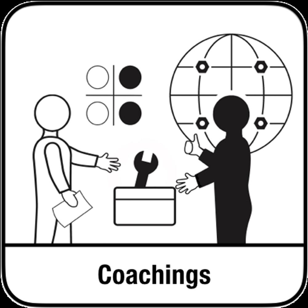 Intensive und typgerechte Anwendung von flow-Techniken auf die Lebenswelt von Einzelpersonen und Teams.