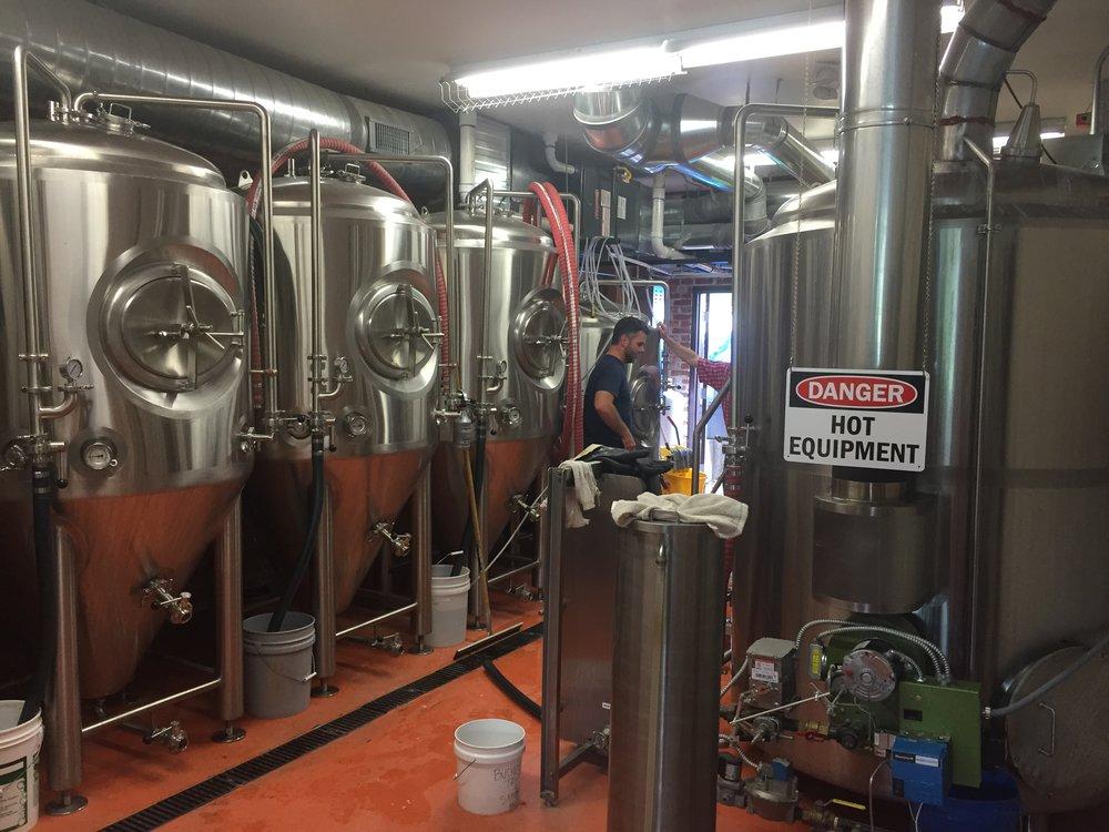 Goldspot - Brewhouse - Cellar.JPG