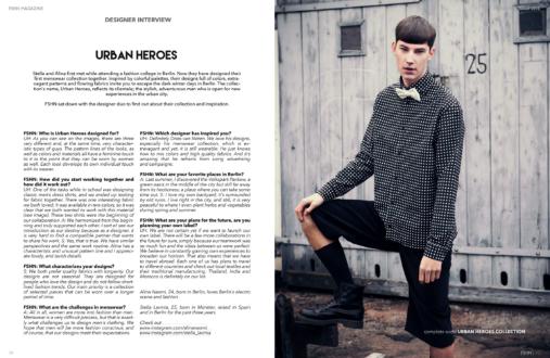 fshn magazine -