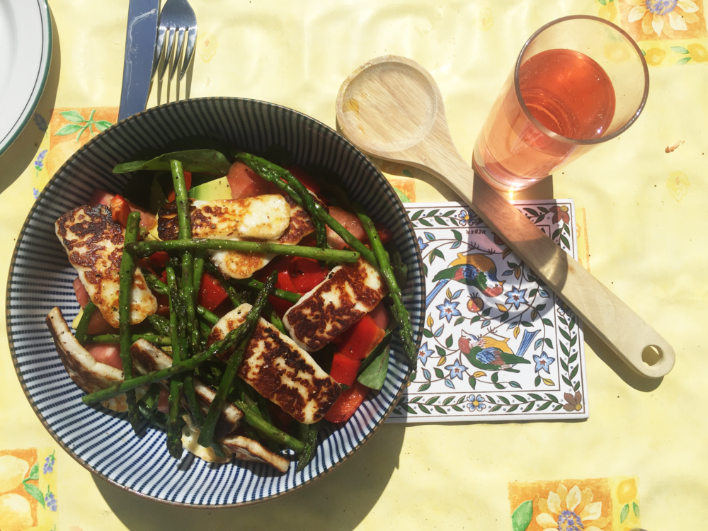 warm sunny salad table set.png