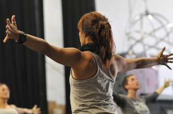 THE DANCE WORK HAS BEEN A SPACE OF INQUIRY INTO OUR EXISTENCE AS HUMAN BEINGS.
