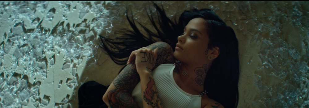 "Kehlani ""Gangsta"" 94mill views"