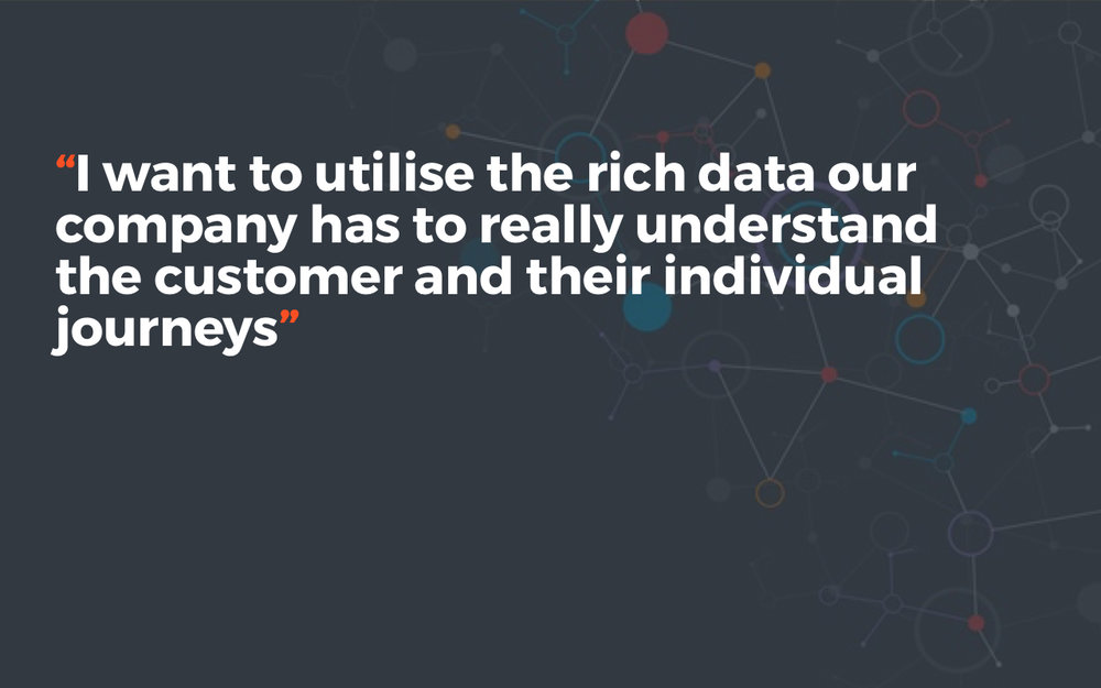 Customer Transformation & Data Sciences Client Story