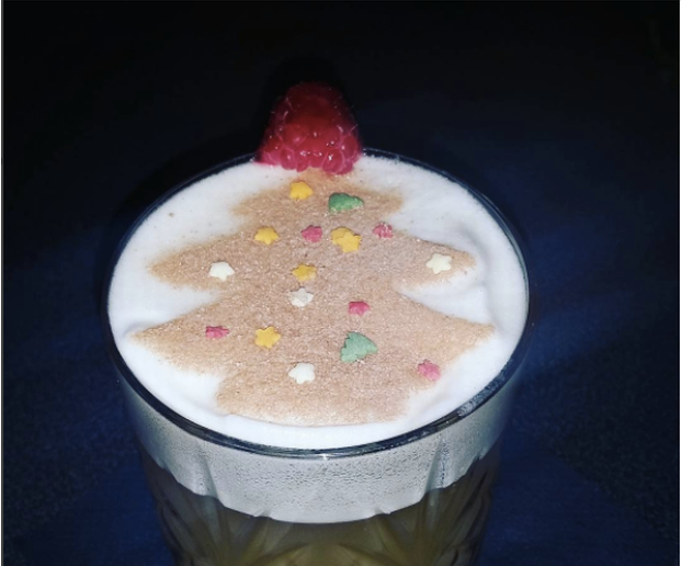 """Six of the most Instagram-worthy Christmas cocktails in Dublin"" Independent.ie"