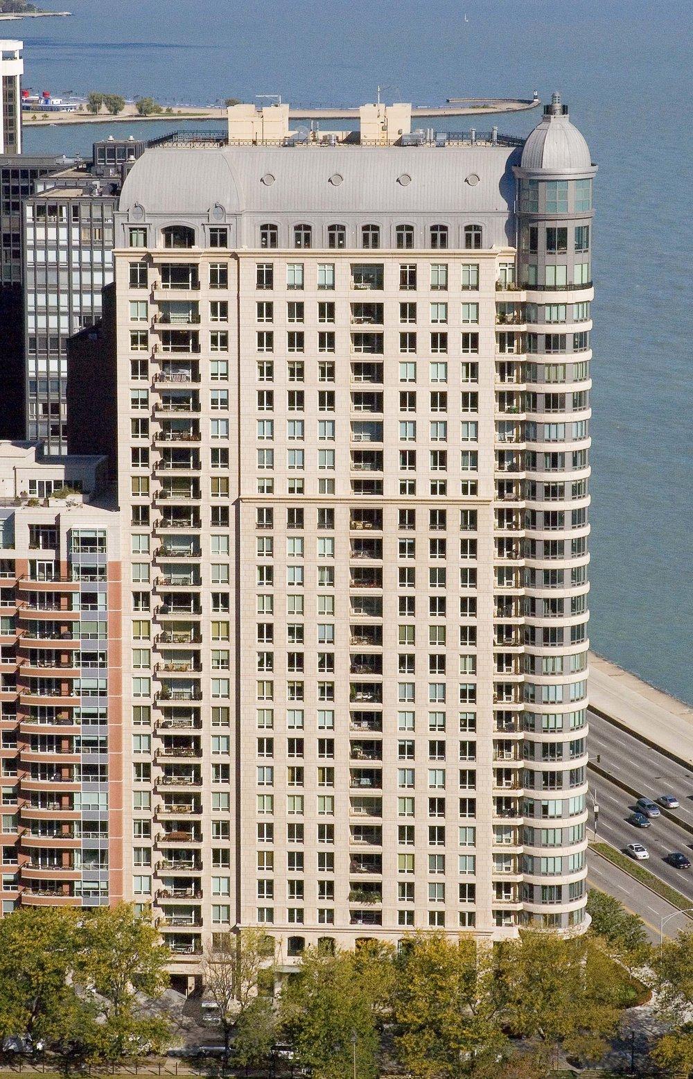 840 North Lake Shore Drive   840 North Lake Shore Drive  Chicago, Illinois    More information