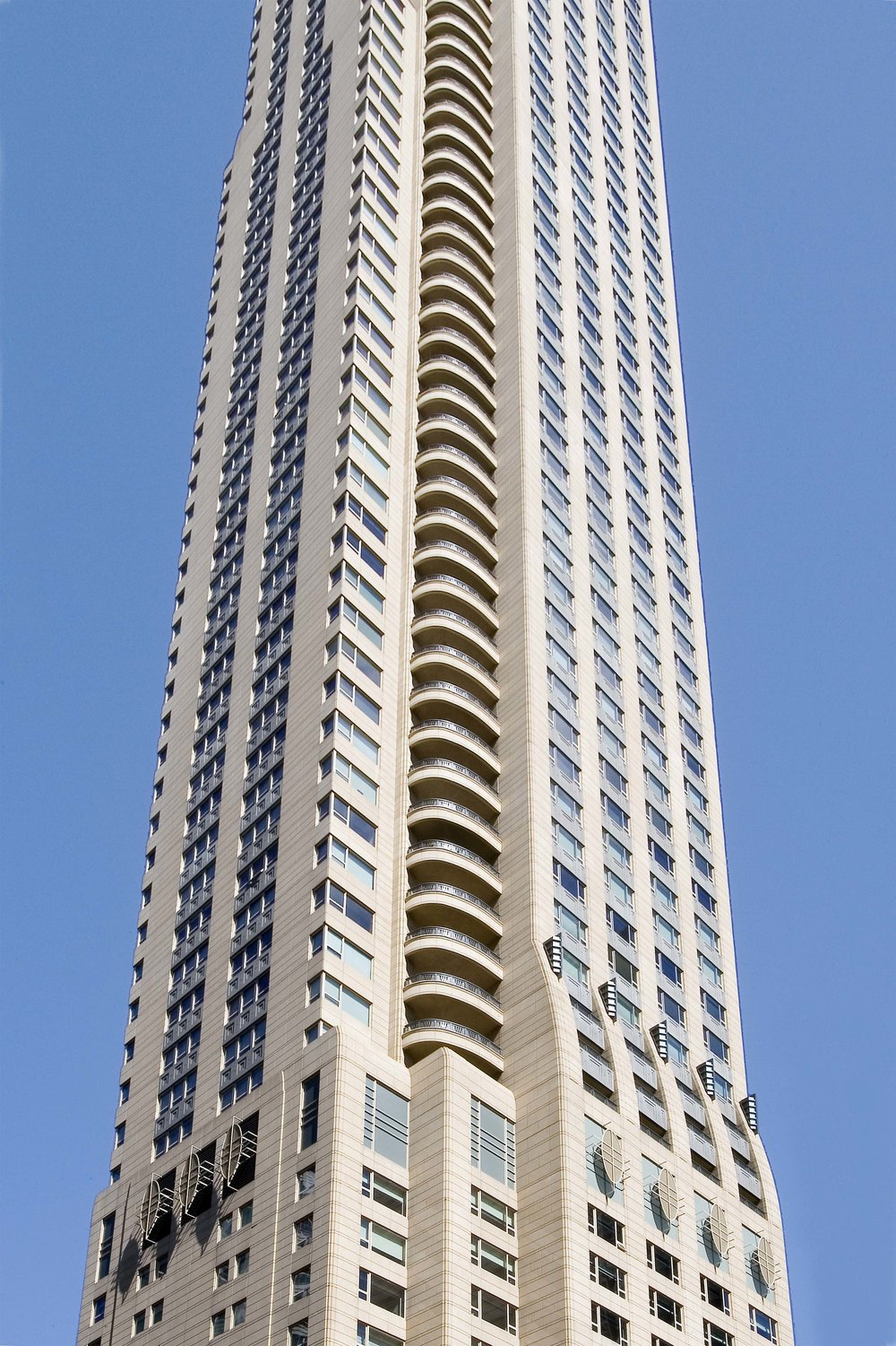 Park Tower   800 North Michigan Avenue  Chicago, Illinois    More Information