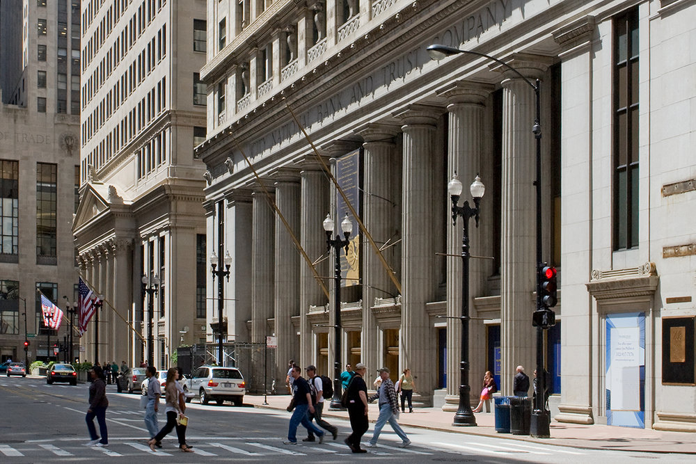 JW Marriott Hotel Chicago   151 West Adams Street  Chicago, Illinois    More information