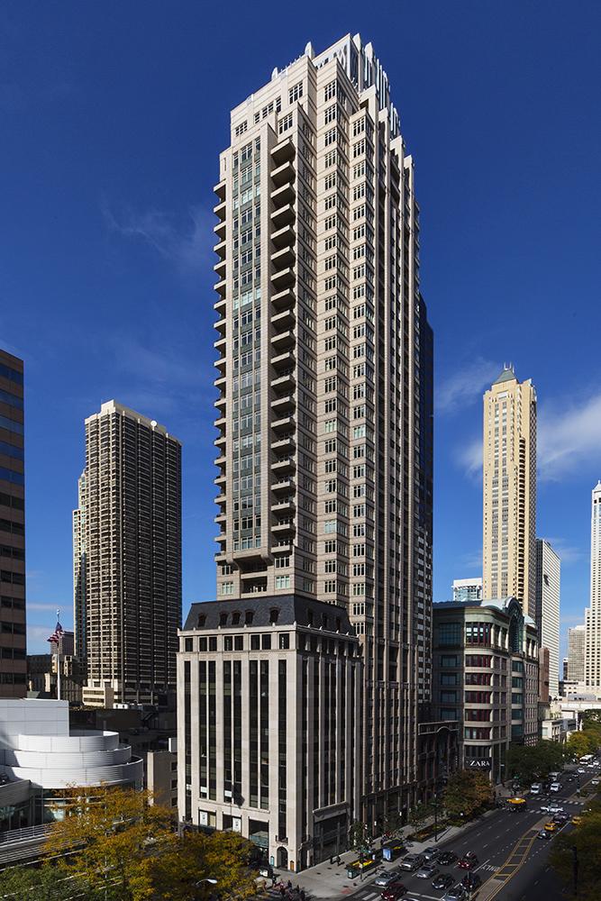 Ritz Carlton Residences   Chicago, Illinois