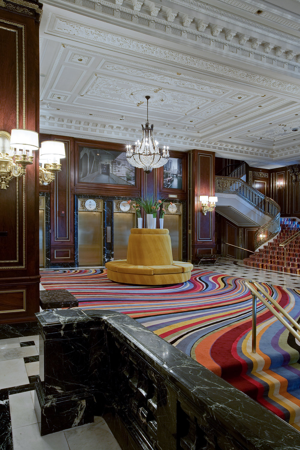 Renaissance Blackstone Hotel   636 South Michigan Avenue  Chicago, Illinois    More information