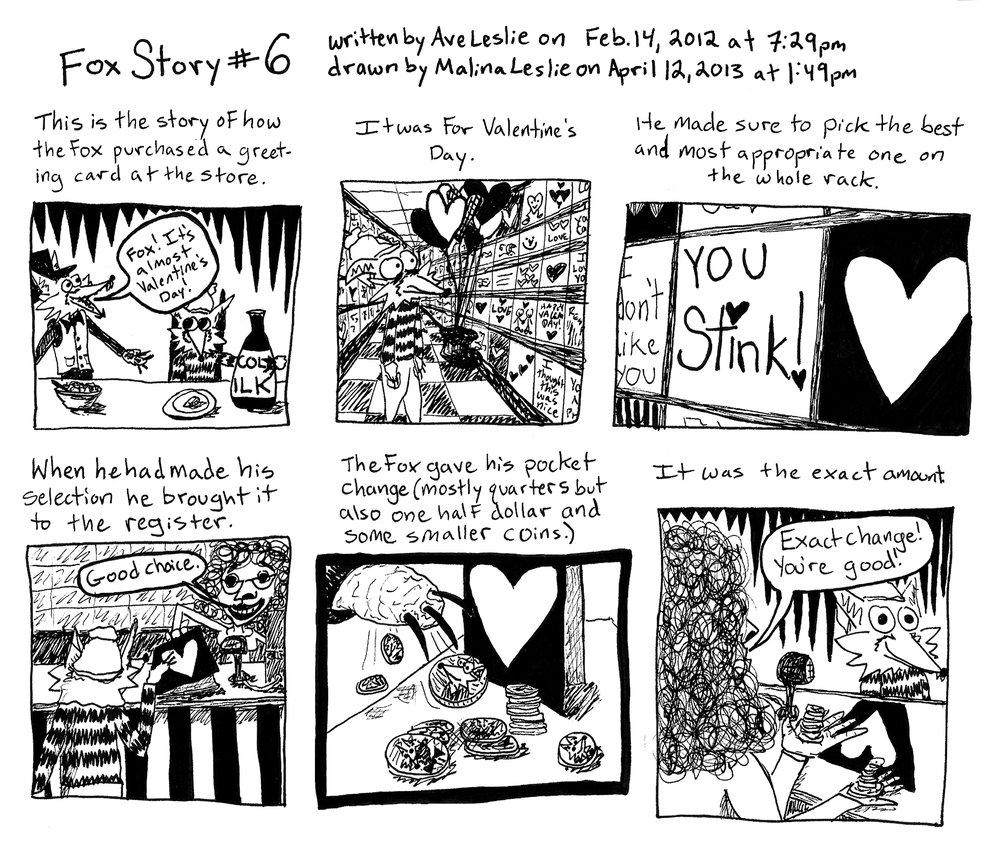 Fox Story 6 Part 1