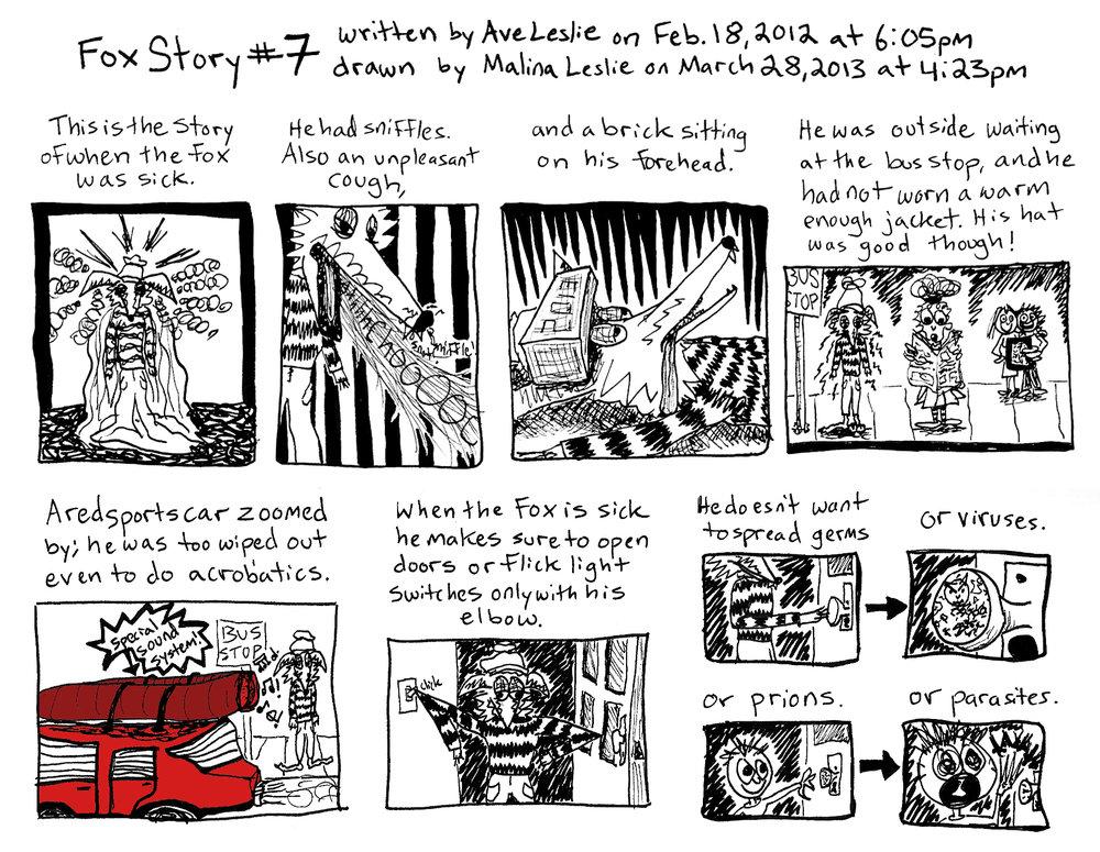 Fox Story 7 Part 1