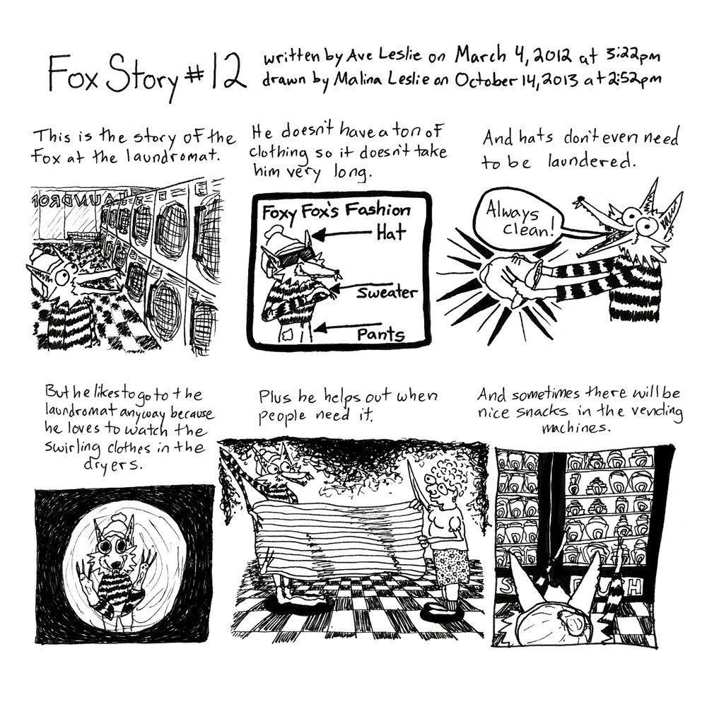 Fox Story 12 Part 1