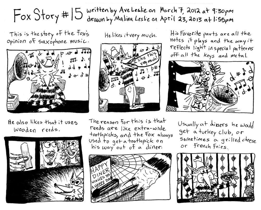 Fox Story 15 Part 1
