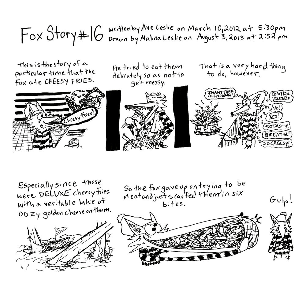Fox Story 16 Part 1