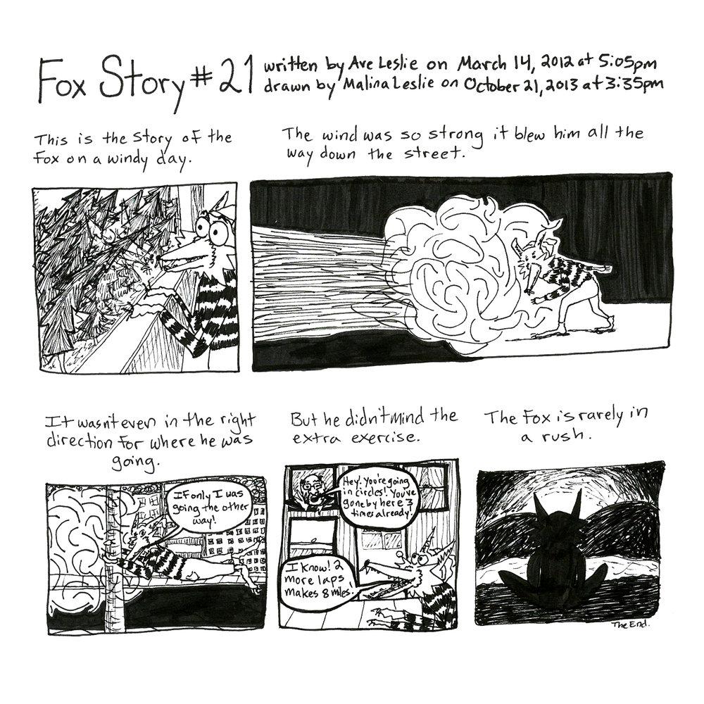 Fox Story 21