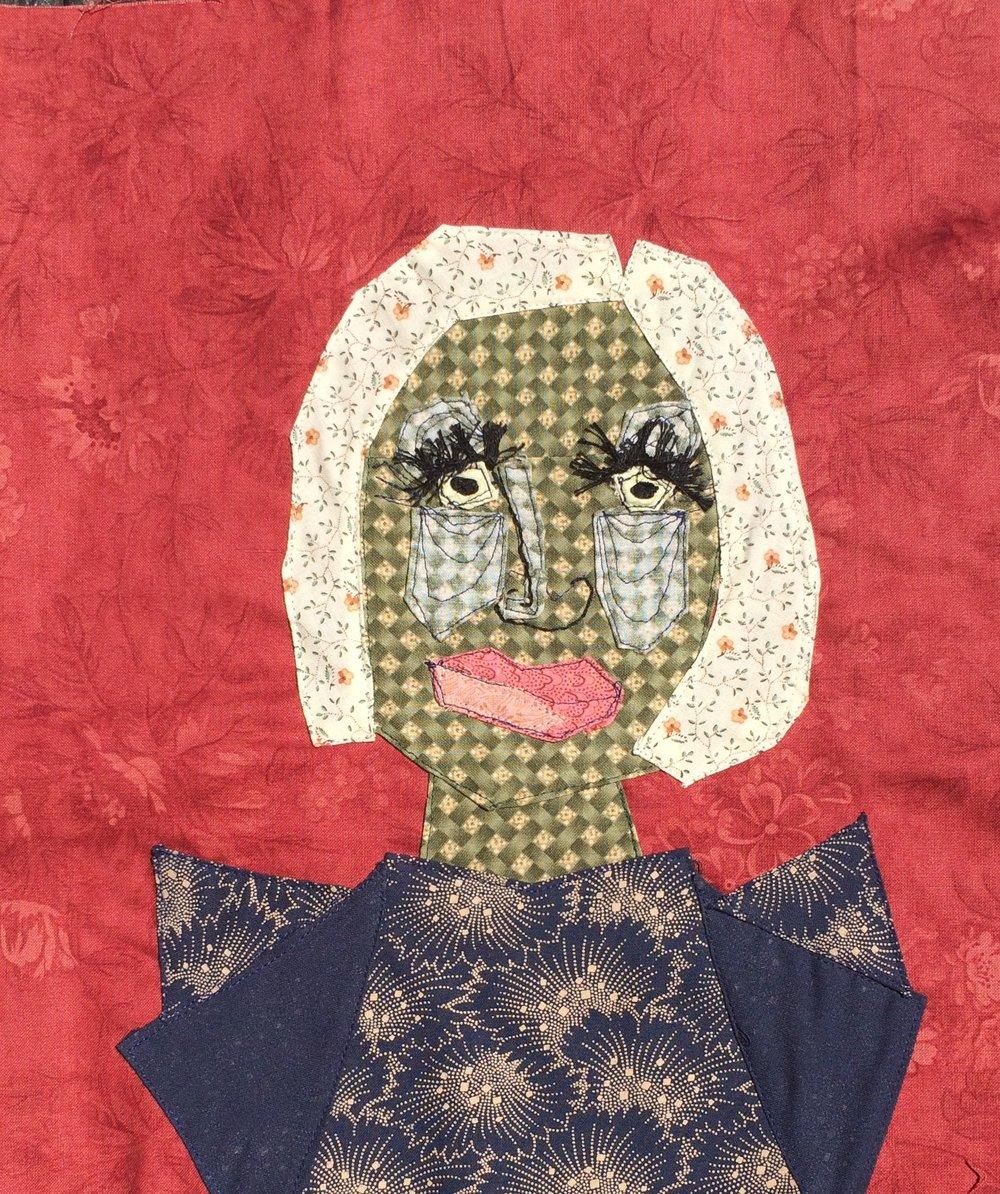 Red Portrait Series : 2016 - 2018