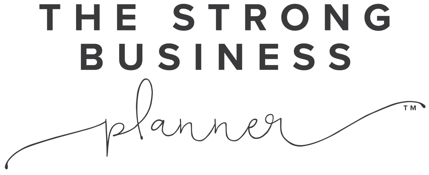 The Strong Business Planner