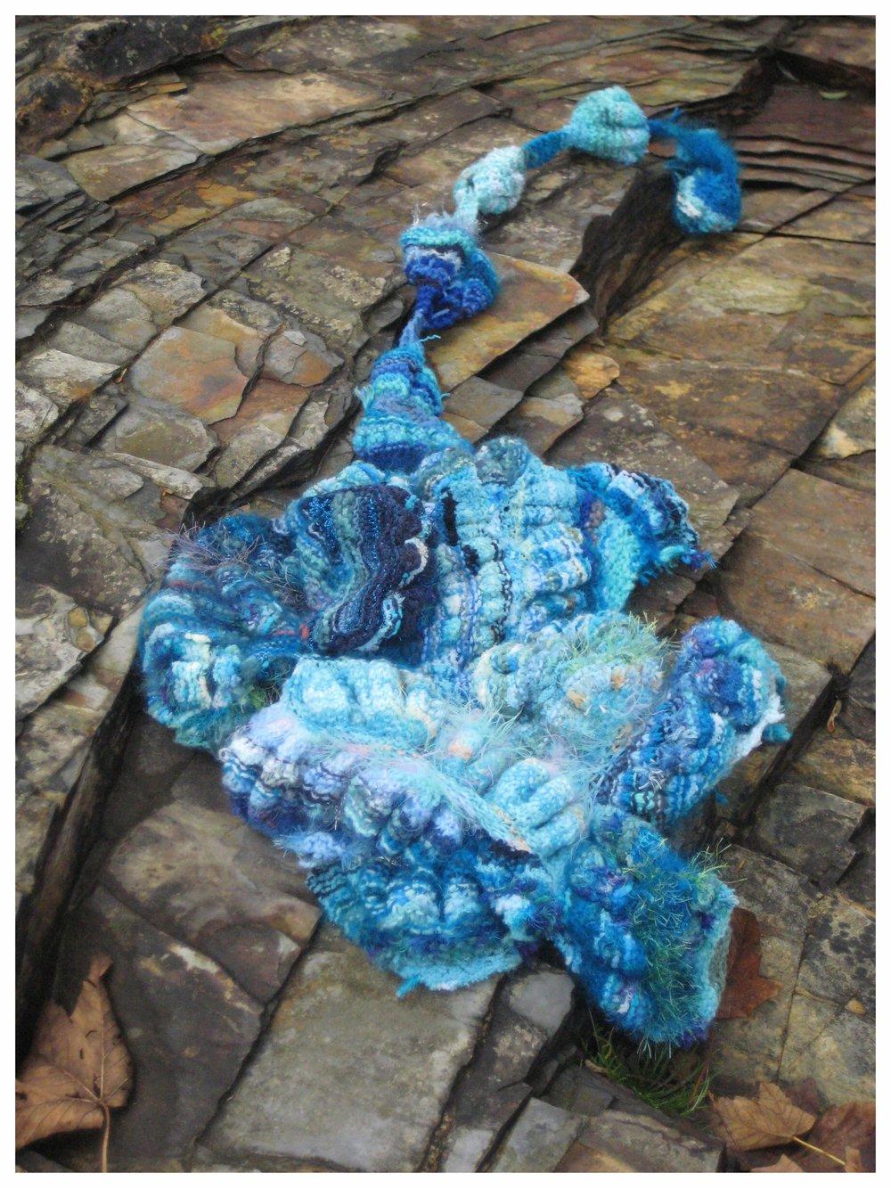Blue Medusa.